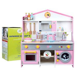 Bộ đồ chơi nhà bếp Nhật Bản