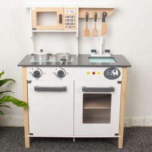 Bộ đồ chơi nhà bếp gỗ European Kitchen
