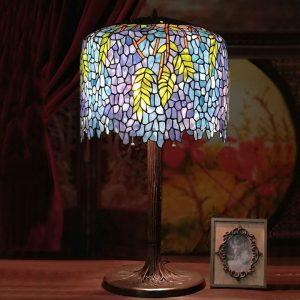 Đèn bàn Tiffany Westeria