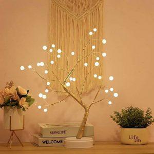 Đèn led trang trí để bàn
