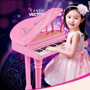 Đồ chơi âm nhạc đàn Piano kèm mic cho bé