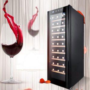 Tủ bảo quản ướp lạnh rượu vang