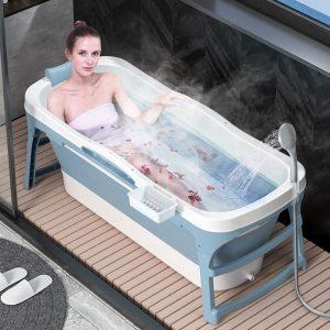 Bồn tắm gấp gọn giành cho người lớn
