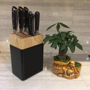 Bộ dao làm bếp đa năng Đức Knife Block 7 chi tiết
